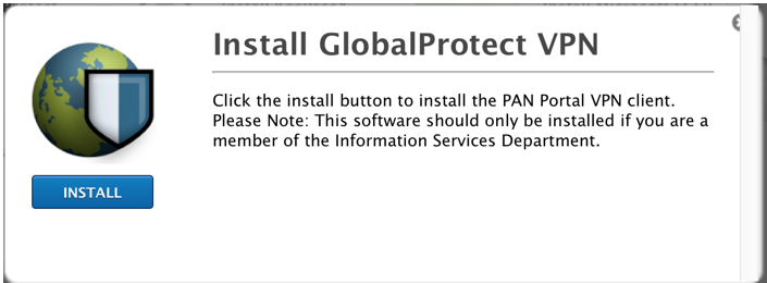 Article - GlobalProtect Installation